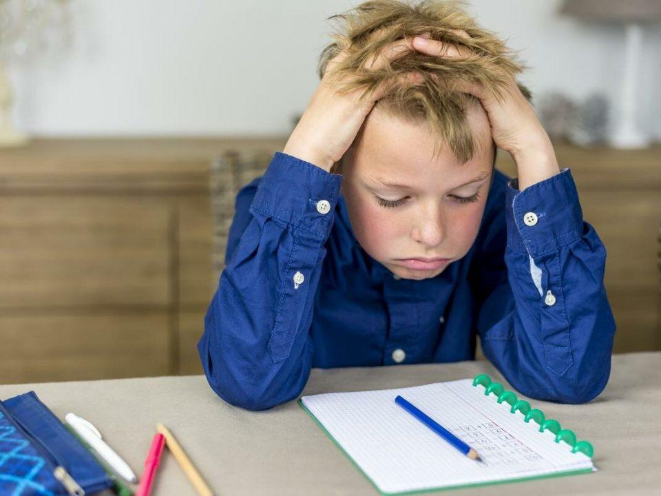 Стресс первоклассника. Как им управлять?